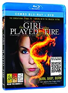 The Girl Who Played with Fire (DVD + Blu-ray Combo)