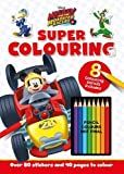 MICKEY: Mickey and The Roadster Racers (Colouring Time Xtra Disney)