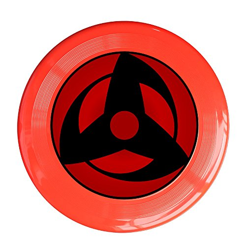VOLTE Sharingan Eyes Japanese Comic Naruto Shippuden Red Flying-discs 150 Grams Outdoor Activities Frisbee Star Concert Dog Pet Toys (German Shepherd Toaster compare prices)