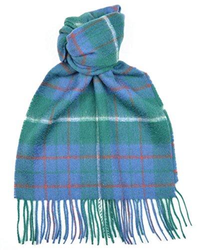 (Lambswool Scottish Macintyre Hunting Ancient Tartan Clan Scarf)