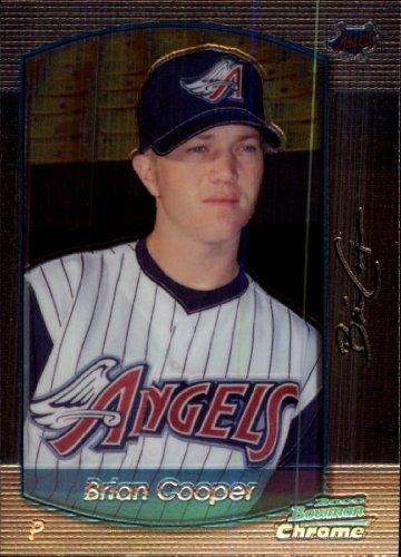 2000 Bowman Chrome Baseball Card #162 Brian ()