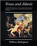 Venus and Adonis, William Shakespeare, 143850120X