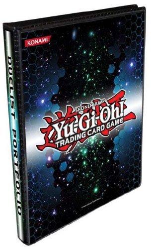 (YuGiOh! Official Duelist 4 Pocket Holographic Portfolio / Binder (20 Pages))