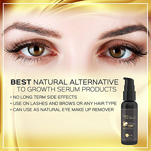 Best Natural Product For Eyebrow Growth