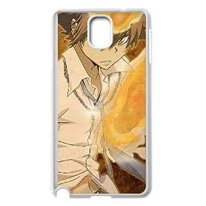 Samsung Galaxy Note 3 Phone Cases White HitmanReborn EXS552857