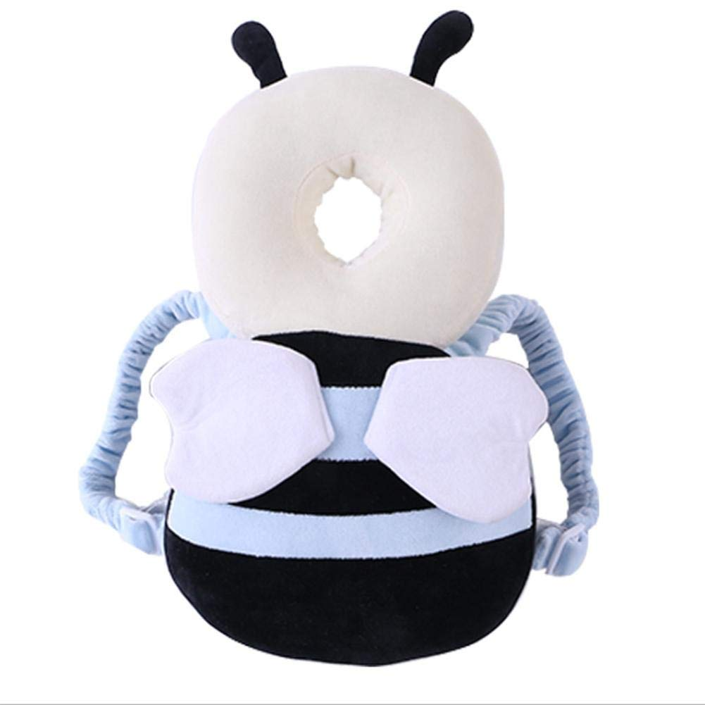 Following Baby Toddlers Head Protective Soft and Breathable Baby Head Support Pillow Head Protection Cushion For Prevent Injured Pad Anti-collision Shatter-resistant Protective custody
