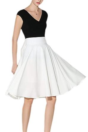 Señoras Falda De Verano Falda Chica Vintage Mode De Marca Playa De ...