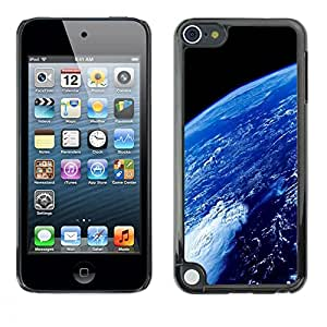 LECELL -- Funda protectora / Cubierta / Piel For Apple iPod Touch 5 -- Space Planet Galaxy Stars 69 --