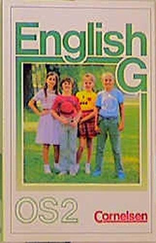 English G, Ausgabe OS, Zu Band 2 1 Cassette zum Schülerbuch