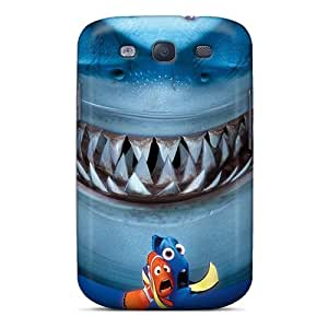 Galaxy S3 Cases Covers Skin : Premium High Quality 3d Finding Nemo Cases