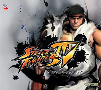 2008 Capcom Street Fighter Iv Video Poster Arcade, Jukeboxes & Pinball