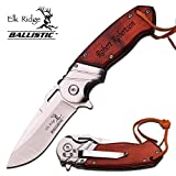 Cheap Free Engraving – Quality Elk Ridge Pocket Knife