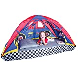 Pacific Play Tents 19710 Kids Rad Racer Bed Tent Playhouse
