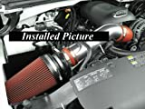 04 chevy avalanche air intake - 00-06 Chevy Avalanche 5.3L V8 Air Intake Kit + Filter