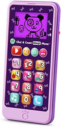 LeapFrog Count Emoji Phone Purple