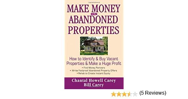 Workbook finding percent worksheets : Make Money in Abandoned Properties: How to Identify and Buy Vacant ...