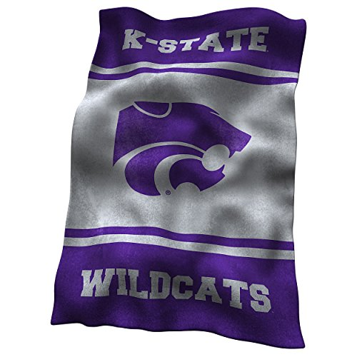 NCAA Kansas State Wildcats Ultrasoft Blanket