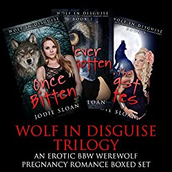 Wolf in Disguise Trilogy