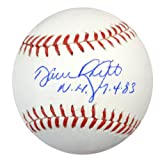 Dave Righetti Signed Rawlings Official Major League Baseball New York Yankees NH 7.4.83 - PSA/DNA Authentication - Autographed MLB Baseballs