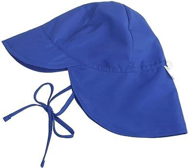 riou Sombrero de protección Solar para niños Gorro para bebé al Aire Libre Sombrero Suave Encantador para bebé Protección UV Desmontable de Excursión ...