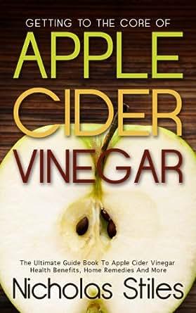 Apple cider vinegar guide book