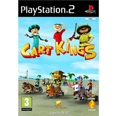 Cart Kings (PS2): Amazon in: Video Games