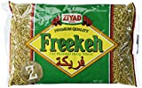 Ziyad Fine Roasted Green Wheat Freekeh, 16 Ounce