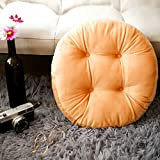 #6: Round tatami cushion soft comfortable seat cushion pregnancy seat cushion office chair car truck plane wheelchairs etc 4040cm-K 2020in