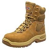 Iron Age Men's Heated 8″ Waterproof Insulated Sport Boot,Wheat Nubuck,US 7 W