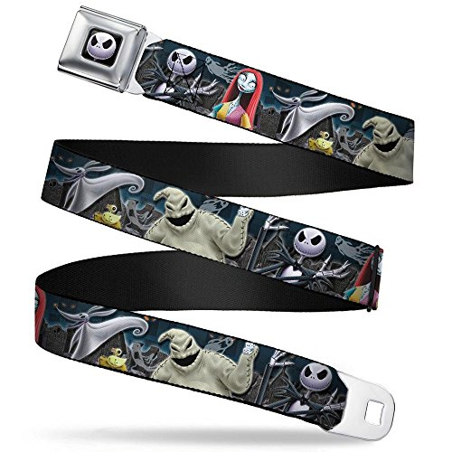 Seatbelt Belt - Nightmare Before Christmas