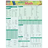Medical Math (Laminated Reference Guide; Quick Study Academic)