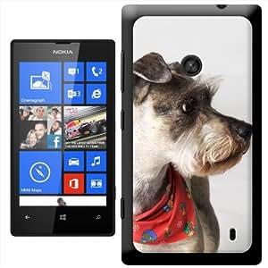Fancy A Snuggle 'Advanta AD en miniatura' carcasa Rígida para Nokia Lumia 520