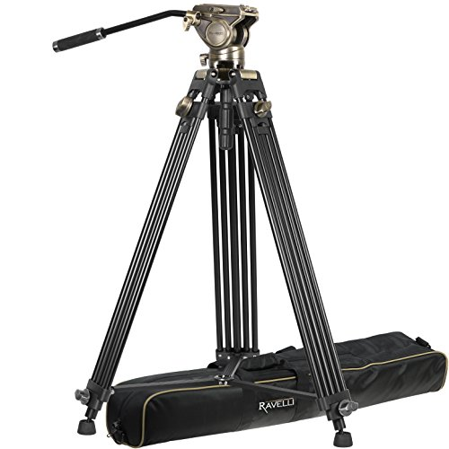 Ravelli Professional Video Tripod