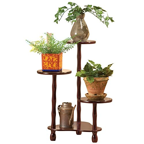wooden-tiered-plant-stand-brown