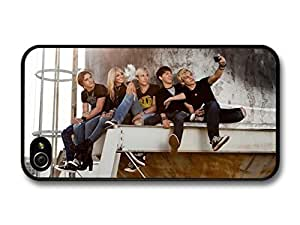 Accessories R5 Boyband Sitting Together Taking a Selfie case For Samsung Galaxy S6 Case Cover