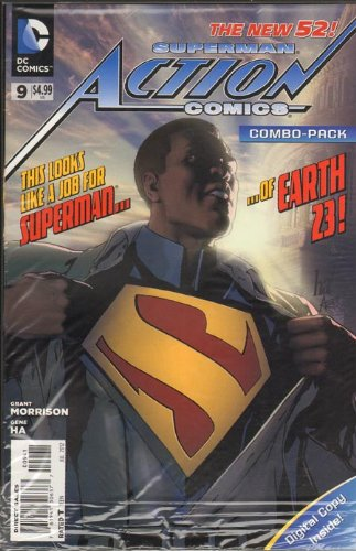 (Action Comics #9)