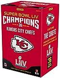 Super Bowl 54 Champions, Kansas City Chiefs, AFC Champions, Football, NFL (Large) Grey