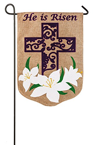religious outdoor easter flags - 5