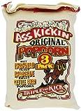 Ass Kickin' Muslin Bag With Popcorn, 10.5-Ounce Muslin Bags (Pack of 6)