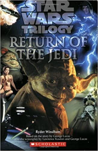 Return of the Jedi by Ryder Windham [Scholastic Press,2004]Reissue