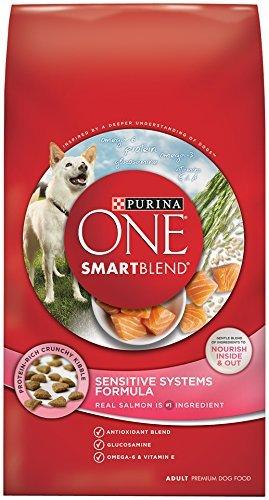 purina one smartblend sensitive system dry dog food reviews compare deals pet supplie. Black Bedroom Furniture Sets. Home Design Ideas