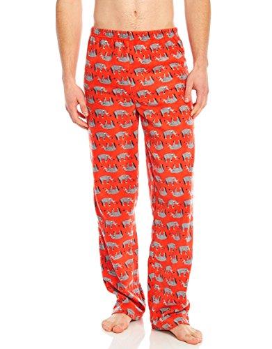 d580c7c7a0 Leveret Men s Pajamas Pants Fleece Lounge Sleep Pj Bottoms Christmas Pjs  (Size XSmall-XXLarge) - Buy Online in UAE.
