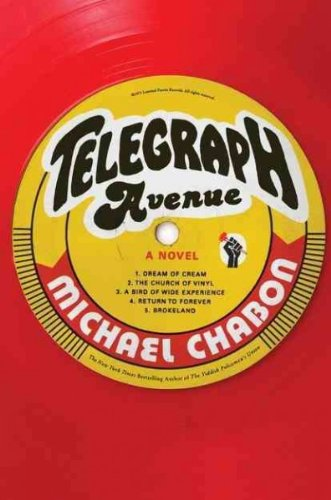 [ [ [ Telegraph Avenue - Large Print [ TELEGRAPH AVENUE - LARGE PRINT ] By Chabon, Michael ( Author )Sep-11-2012 Paperback