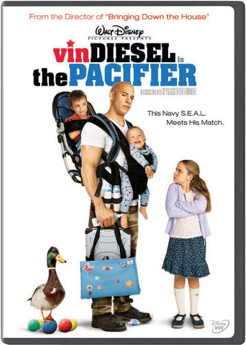 - The Pacifier (Widescreen Edition)