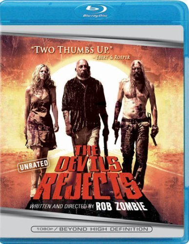 The Devil's Rejects (Unrated) [Blu-ray] by Lions Gate
