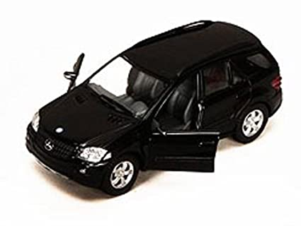 Mercedes Benz ML Class SUV, Black   Kinsmart 5309DD   5u0026quot; Diecast Model