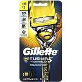 Gillette Fusion5 ProShield Men's Razor with 2 Razor Blade Refills, Mens Fusion Razors/Blades