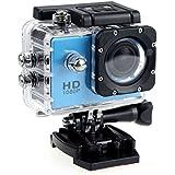 Bobury K71 1080P Sports Camera Outdoor Action Camera 30M Waterproof Mini Camera DV HD Screen