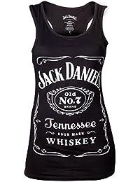 Jack Daniels Women's Logo Tanktop