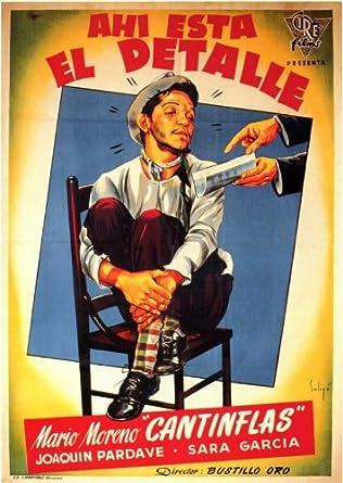 Cantinflas conserje en condominio latino dating
